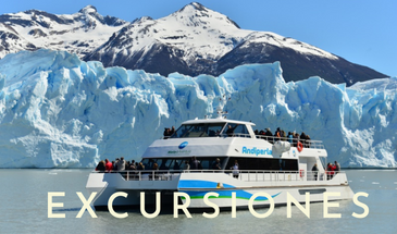 crucero en glaciar